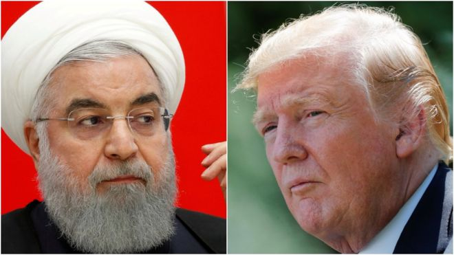 Trump versus Iran – the State of Play