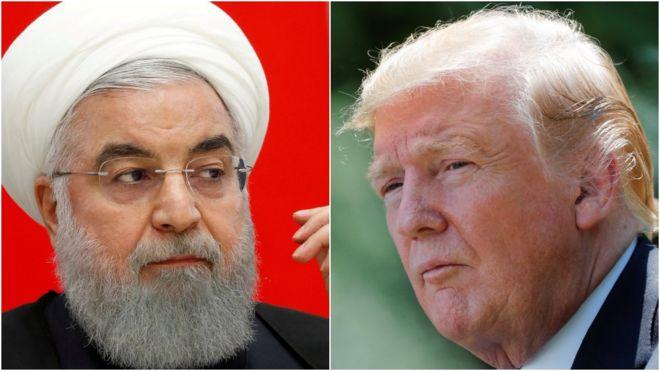 Trump versus Iran – the State of Play, Trump versus Iran – the State of Play