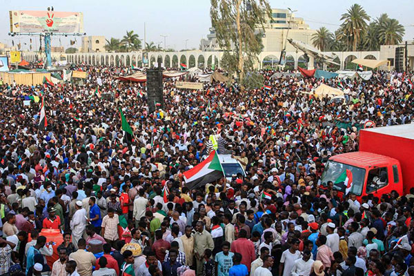 Sudan Ablaze
