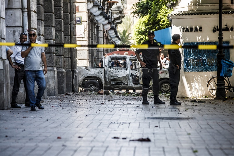 Tunisia: Police Officer Dies in Suicide Attack, Tunisia: Police Officer Dies in Suicide Attack