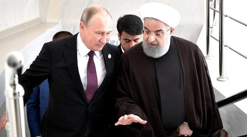 Russian Iranian Strains Raise Spectre of US-Israeli-Russian Deal on Syria, Russian Iranian Strains Raise Spectre of US-Israeli-Russian Deal on Syria