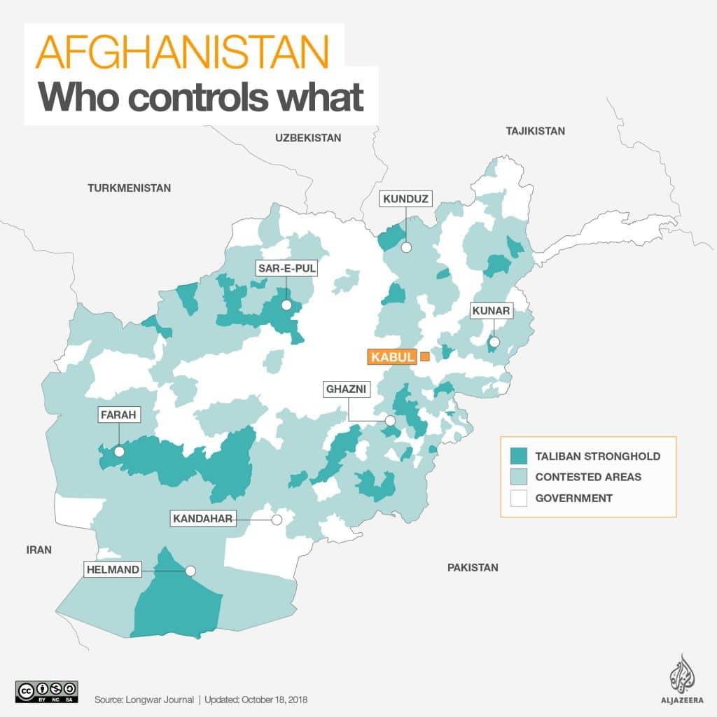 Impasse in Afghanistan, Impasse in Afghanistan