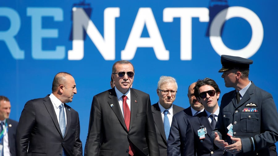 Turkey Invites the Russians into NATO