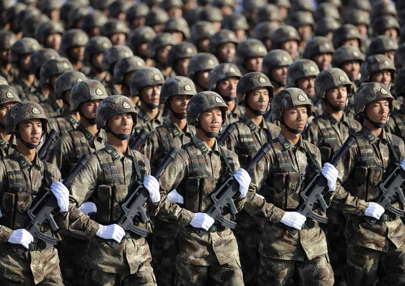 Shifting Sands: Chinese Encroachment in Central Asia and Challenges to US Supremacy in the Gulf
