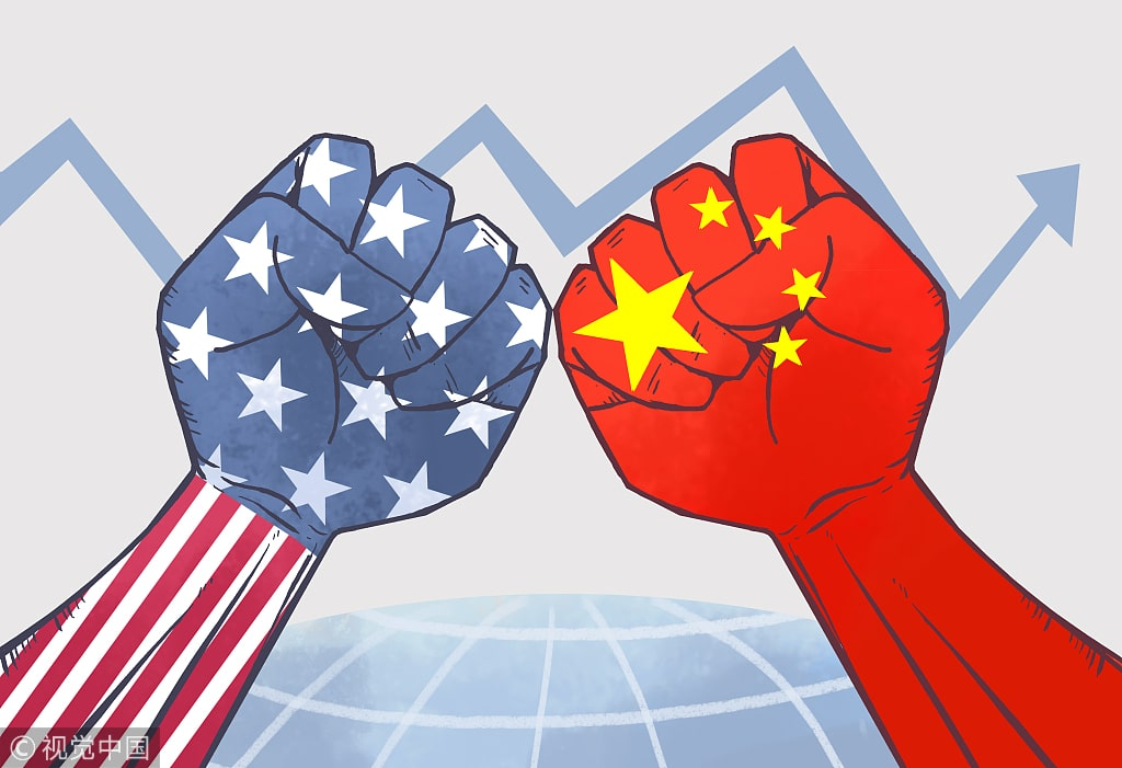 The US-China Struggle in the Middle East, The US-China Struggle in the Middle East