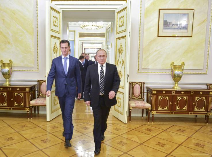 Putin Hi-jacks Syria's Future