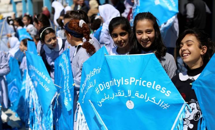 UNRWA Under Scrutiny