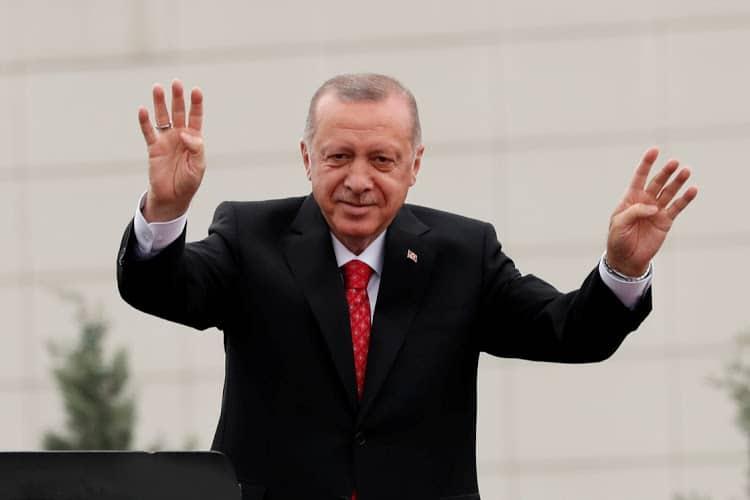 Erdogan's Bid for Supreme Power, Erdogan's Bid for Supreme Power