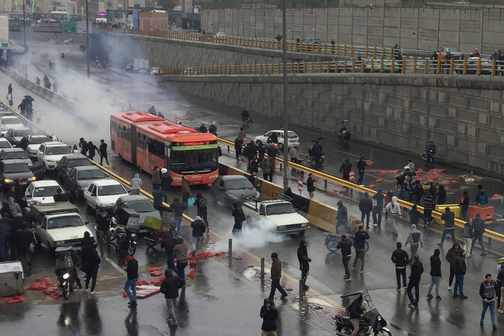 Is Iran Losing Its Grip?, Is Iran Losing Its Grip?