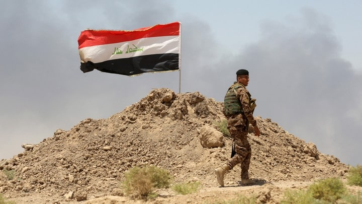 Iraq in Turmoil, Iraq in Turmoil
