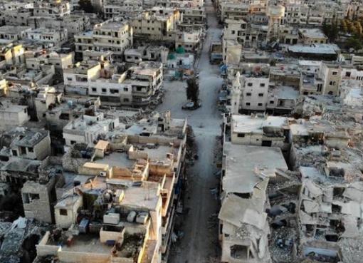 Assad Regime Captures Strategic Town in Rebel-Held Territory