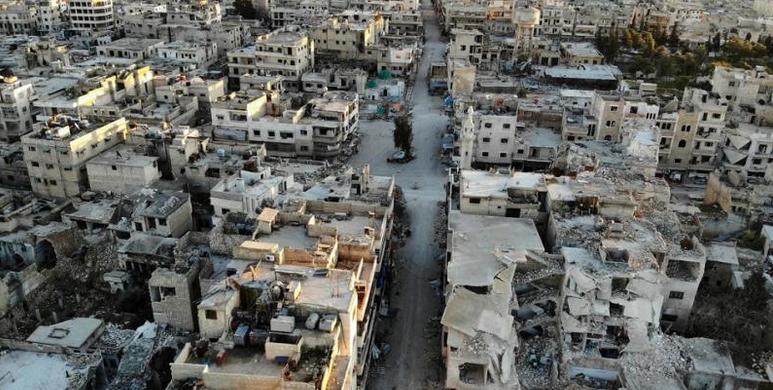 Assad Regime Captures Strategic Town in Rebel-Held Territory, Assad Regime Captures Strategic Town in Rebel-Held Territory