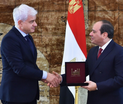 Dresden Opera Boss Regrets Award to Egyptian President