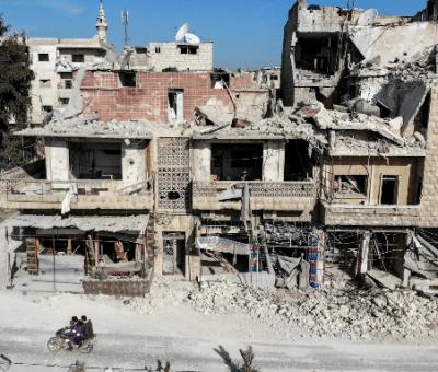 Ceasefire brokered in Idlib Was Broken