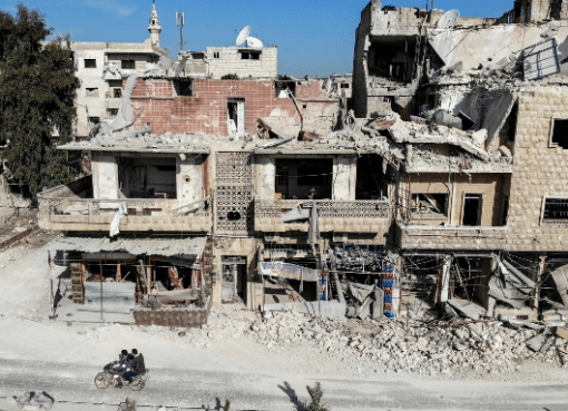 Ceasefire brokered in Idlib Was Broken