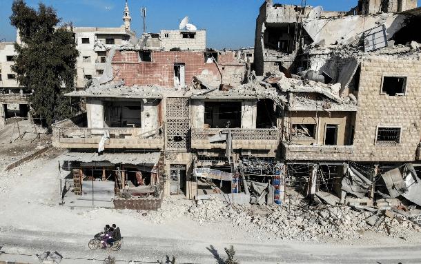 Ceasefire brokered in Idlib Was Broken, Syria – Ceasefire Brokered in Idlib Was Broken