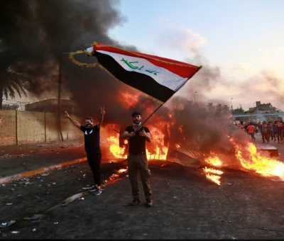 Iraq's entangled riots