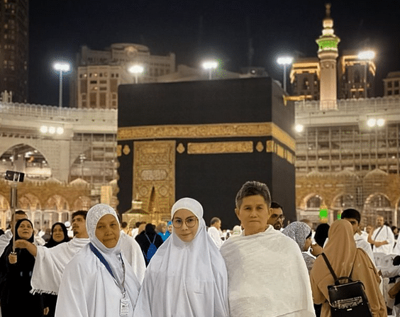 Nur Sajat, Saudi Police Arrests Malaysian Trans Woman in Mecca