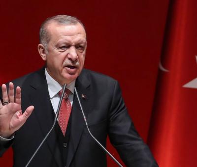 Erdogan Battles on Multiple Fronts in Risky Regional Power Bid