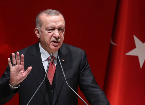 Erdogan Battles on Multiple Fronts in Risky Regional Power Bid