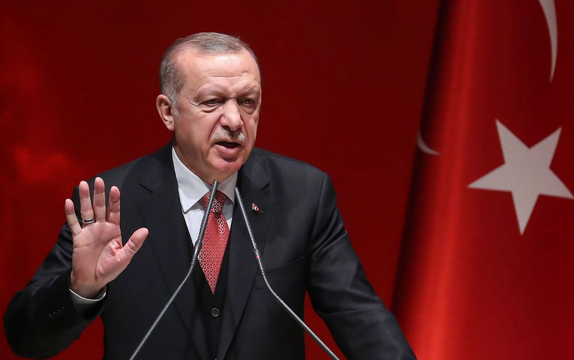Erdogan Battles on Multiple Fronts in Risky Regional Power Bid, Erdogan Battles on Multiple Fronts in Risky Regional Power Bid