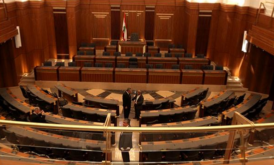 Lebanese Parliament Votes Yes;Lebanese People Vote No, Lebanese Parliament Votes Yes;Lebanese People Vote No