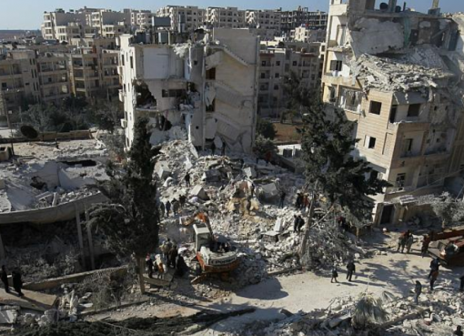 Slaughtered in Syria – the Innocent, Humanity and Democracy