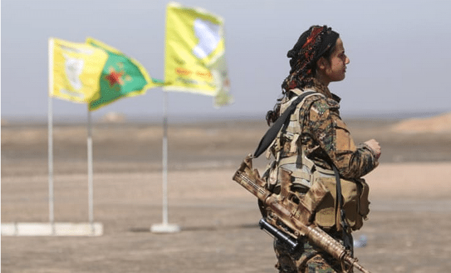 A Future for the Kurds in Post-War Syria?, A Future for the Kurds in Post-War Syria?