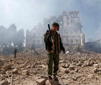 Yemen's Double Civil War