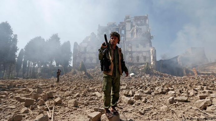 Yemen's Double Civil War, Yemen's Double Civil War