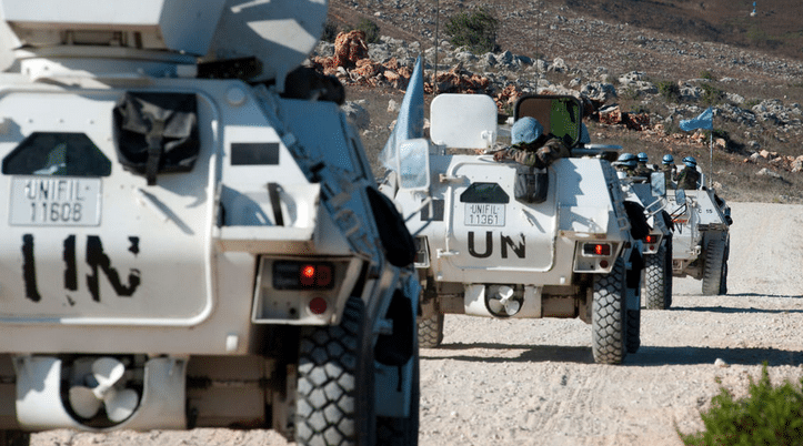 Israel Demands Changes in UN Peacekeeping in Lebanon, Israel Demands Changes in UN Peacekeeping in Lebanon