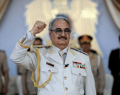 Khalifa Haftar – Has the Gamble Failed?
