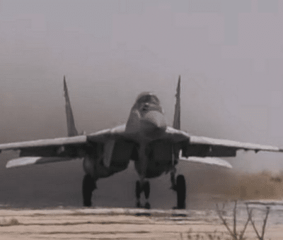 Russia Sends Second Batch of Combat Aircraft to Syria