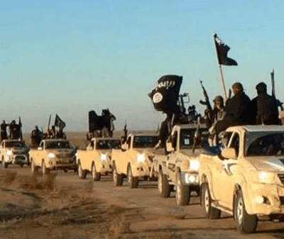 Islamic State Is Still Alive and Kicking
