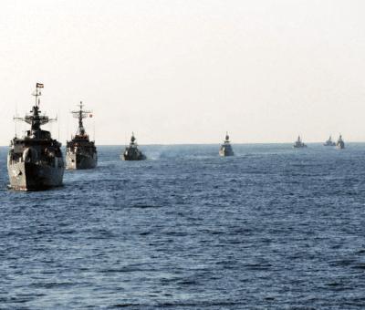 Iranian Naval Activity Shines Light on Caspian Sea Rivalries