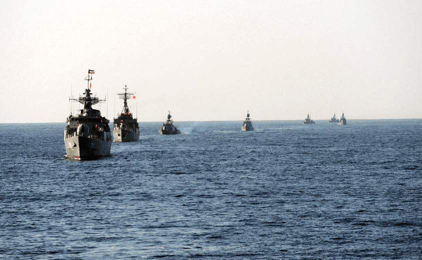 Iranian Naval Activity Shines Light on Caspian Sea Rivalries, Iranian Naval Activity Shines Light on Caspian Sea Rivalries