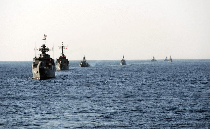 Iranian Naval Activity Shines Light on Caspian Sea Rivalries, Iranian Naval Activity Shines Light on Caspian Sea Rivalries