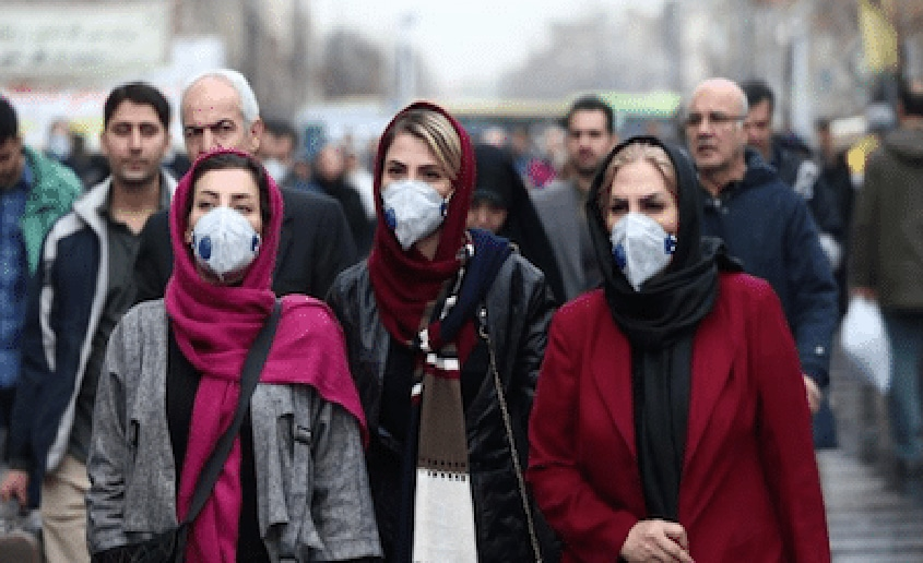 Corona Death Toll Increases in Iran Again, Corona Death Toll Increases in Iran Again