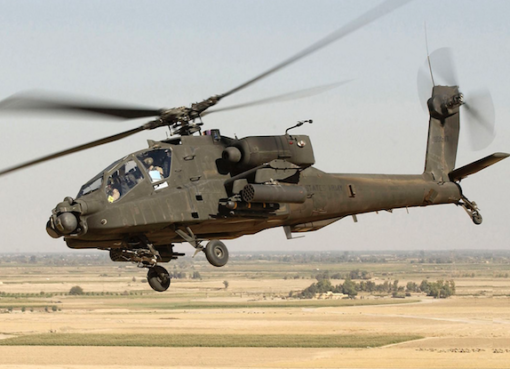 Morocco Signs Deal for 24 AH-64 Apache Helicopters