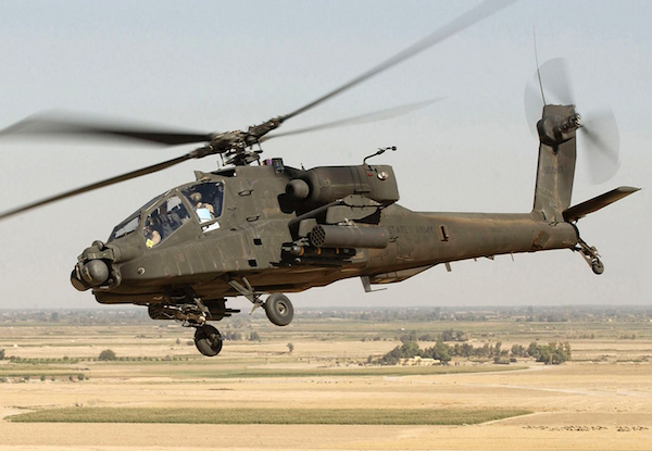 Morocco Signs Deal for 24 AH-64 Apache Helicopters, Morocco Signs Deal for 24 AH-64 Apache Helicopters