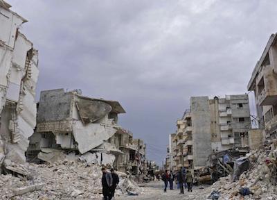 UN Raises $7.7bn in Humanitarian Aid for Syria