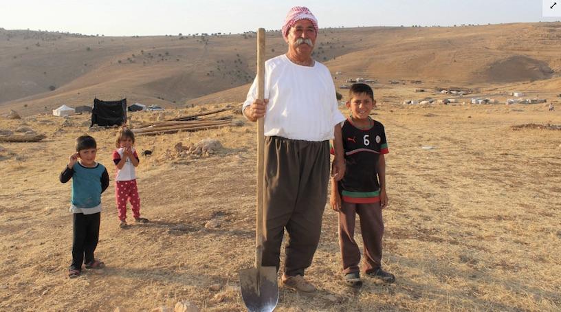 Yazidis Must Return Home In Spite Of Hardship, Yazidis Must Return Home in Spite of Hardship