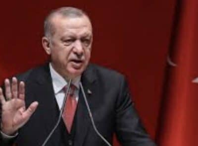 Erdogan positions powerful Turkish military as backbone of regional strategy