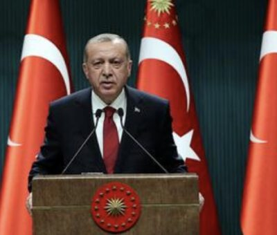 Turkey Talks with Forked Tongue