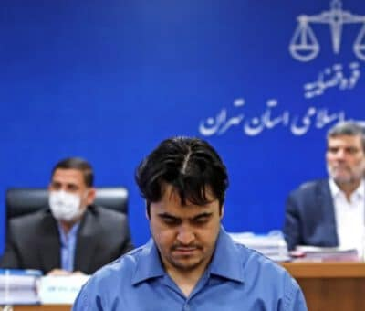Iran's Use of Death Penalty Continues Despite International Outcry