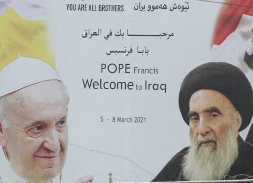 Papal Visit to Iraq: Breaking Historic Ground Pockmarked by Religious and Political Minefields
