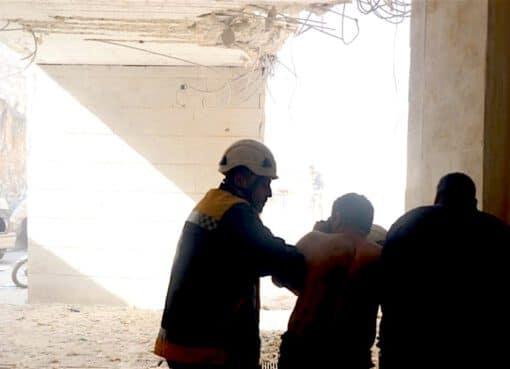 Syria – Pro-Assad Forces Kill Civilians in Strike on Hospital in Idlib