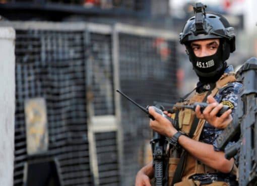 Iraq Arrests Major Foreign Narcotics Smuggler