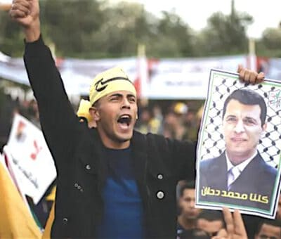Palestinian Elections - Dahlan Plays the Long Game