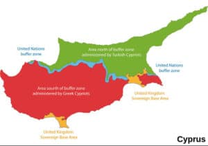 , Cyprus – the two-state solution the UN rejects, Middle East Politics & Culture Journal